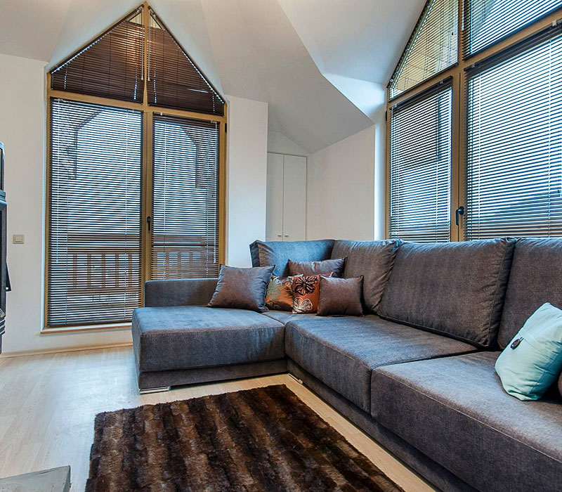 Wohnzimmer-Sofa
